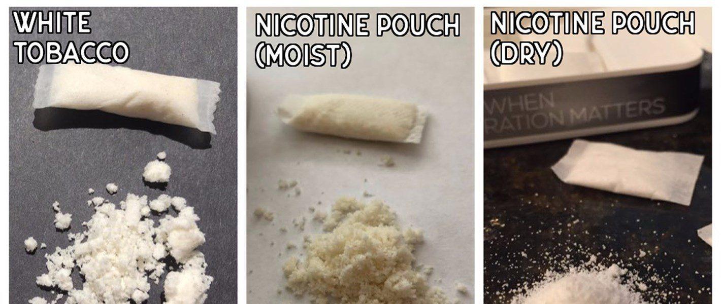 Die Revolution der Nikotinbeutel