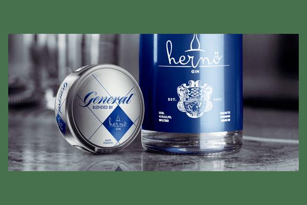 General Blended von Hernö Gin