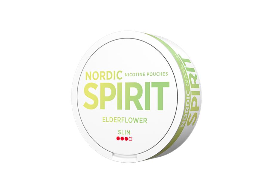 Nordic Spirit Elderflower - neuer Geschmack & Dose