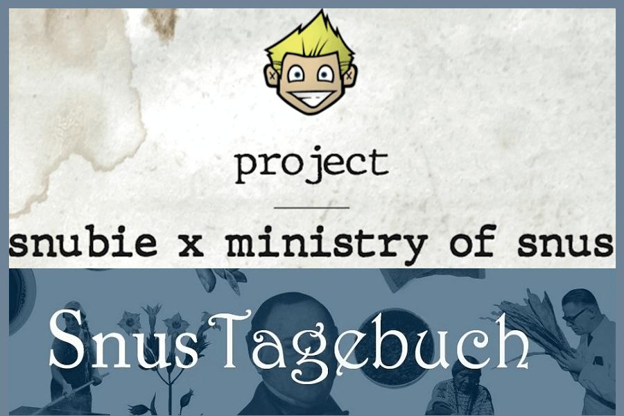Snubie+Ministry of Snus