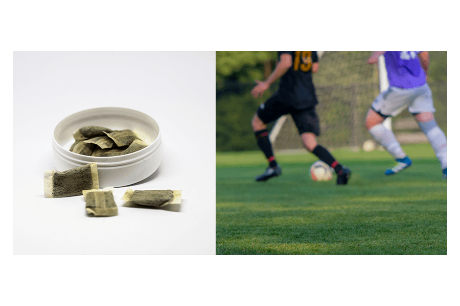 Snus in der Bundesliga