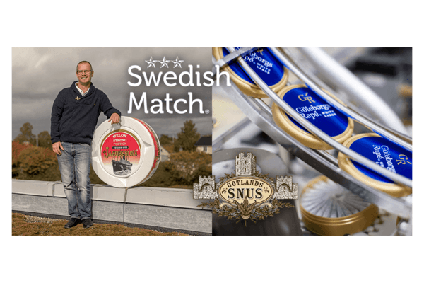 Swedish Match kauft Gotlandssnus