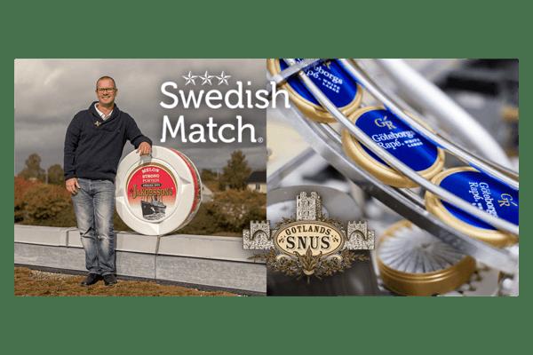 Swedish Match kauft Gotlandssnus